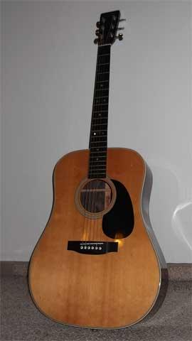 Westerngitarre Unterricht Akustische Gitarre