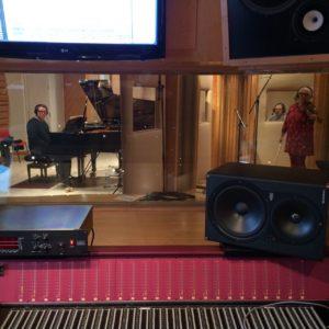 Andi Lux im Studio - Suchbild