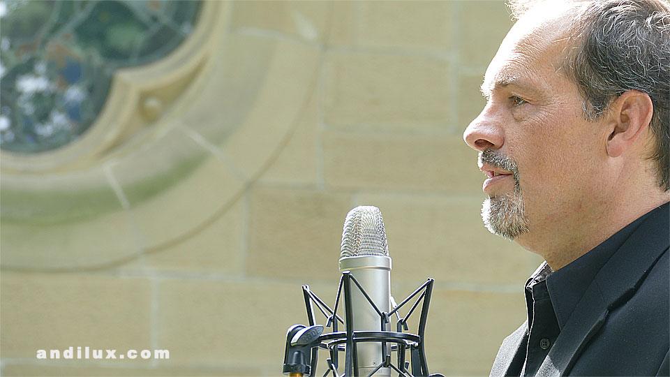 Sänger und Musiker für Trauerfeier Andi Lux